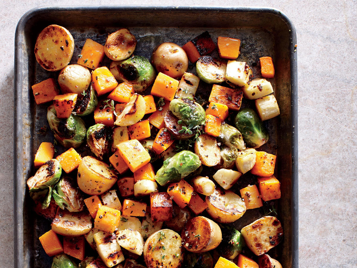 29 Simple Sheet Pan Side Dishes
