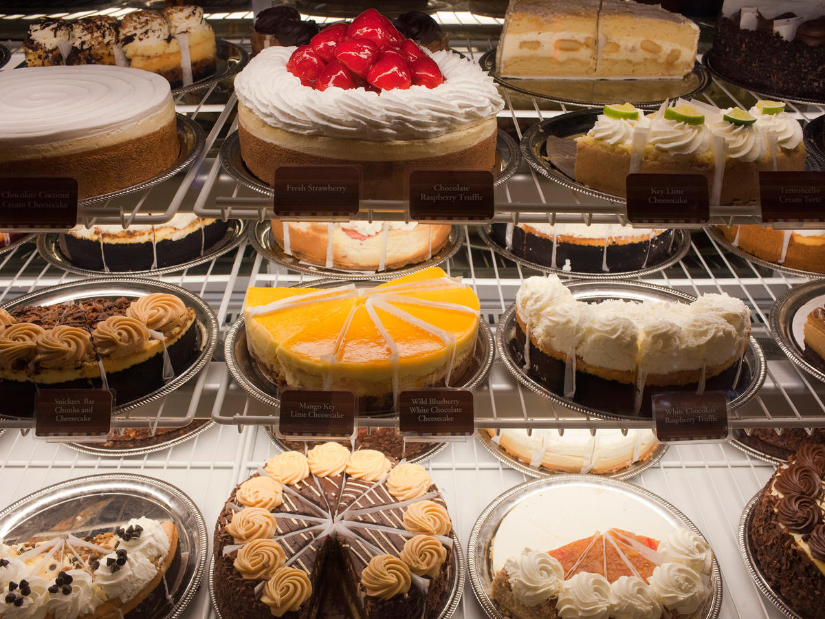 The Cheesecake Factory Giving Away 10,000 Free Slices of Cheesecake (And They'll Deliver)