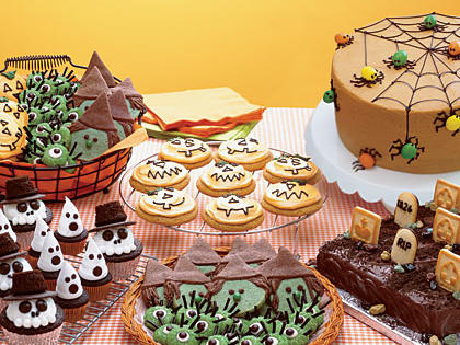 Halloween Treats and Recipes