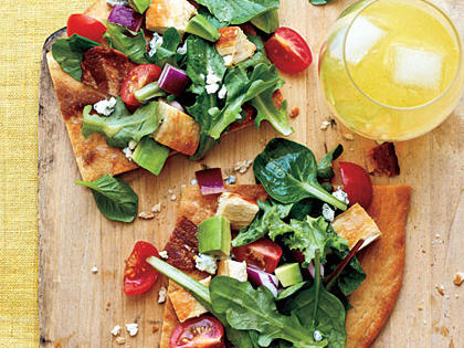 Pizza or Salad? How About Both?