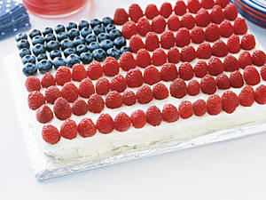 Cake of the Week: Grand Old Flag Cake