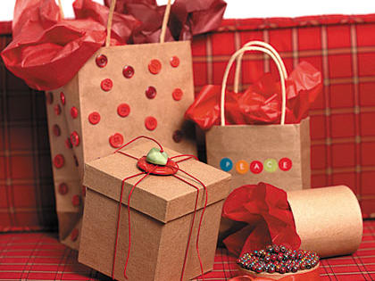 Packaging Food Gifts