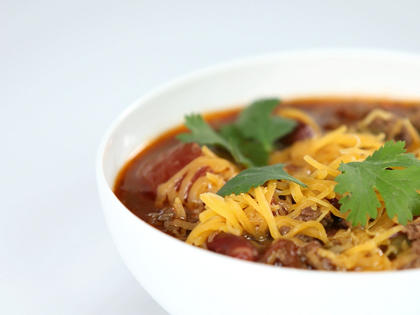 How to Make Crock-Pot Chili