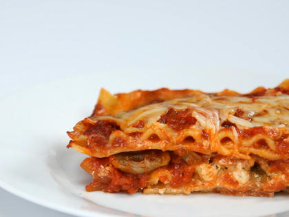 How to Make Vegetable Lasagna