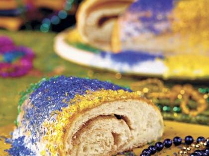Cake of the Week: Traditional King Cake