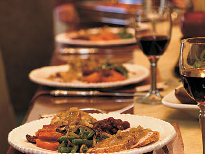 Christmas Dinner: Grand Style Made Easy Menu