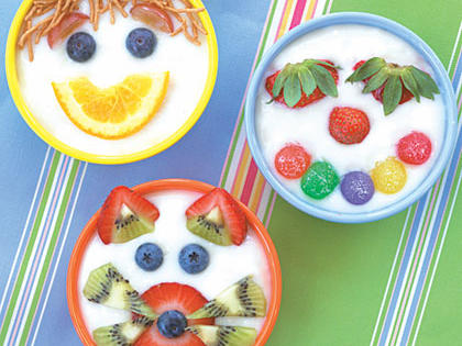 Puddin' Heads: Play with Your Food