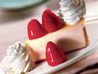 The Cheesecake Factory Original Cheesecake RecipeThe Cheesecake Factory has more than 30 flavors, but it's the original that makes us swoon. Try this copycat version and enjoy a restaurant favorite in the comfort of your own home.