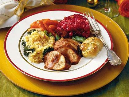 Plan your holiday menu now to save stress later. Bring out your best when you host the big holiday meal. From beef tenderloin to traditional ham, check out our favorite menus for Christmas dinner.Plan Your Holiday Menu