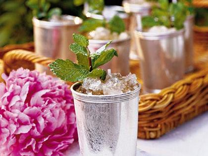 Classic Mint Julep