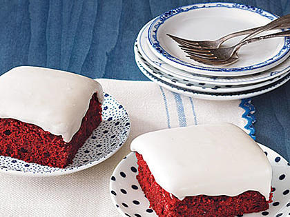 Cake of the Week: Red Velvet Cake