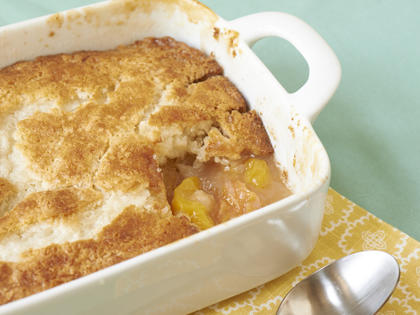 This Easy Peach Cobbler Is a Taste of Summer