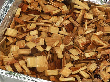 Why should I use wood chips?Wood chips add a smoky flavor to the fire and your food. Here are the best ways to use them.