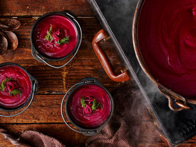 Fantastic Beets, Baggage, and Brew Stew image