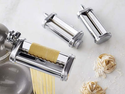 KitchenAid® 3-Piece Pasta Roller & Cutter Set