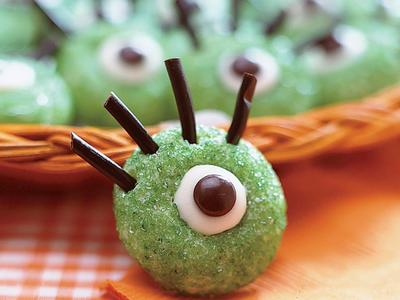 Ogre-Eye Cookies