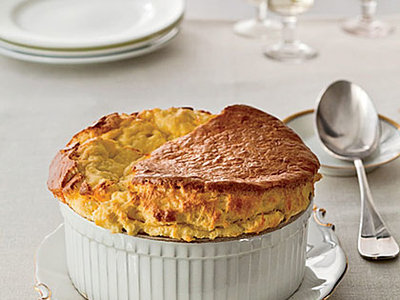 Best-Ever Cheese Souffle