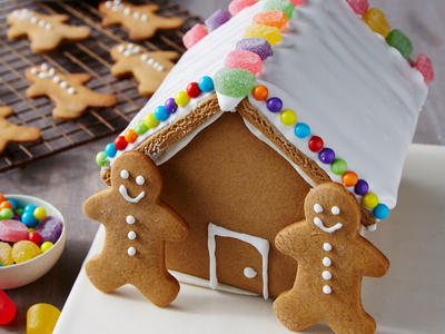 Classic Gingerbread Cookies image
