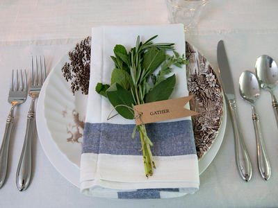 Table Setting Getty Image