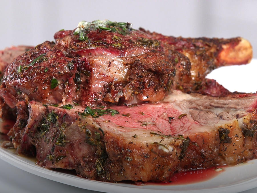 How to Make a Foolproof Prime Rib