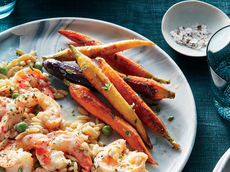 ck-Caramelized Baby Carrots image