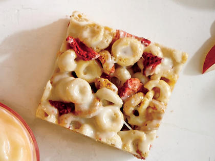 4 treats to make with cheerios myrecipes cereal milk bars ck1g ccuart Image collections