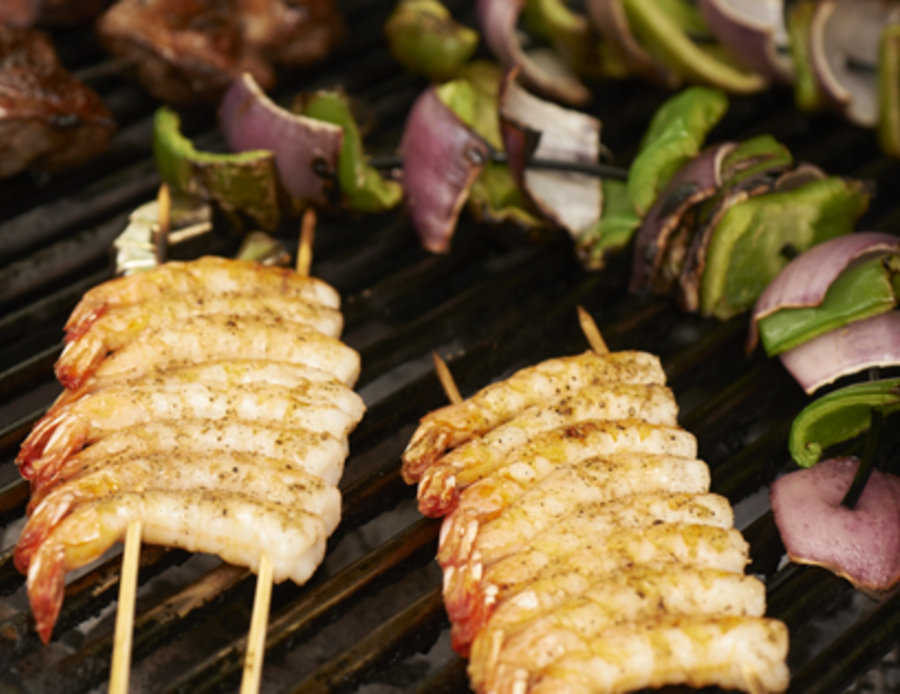 How to Grill Kebabs