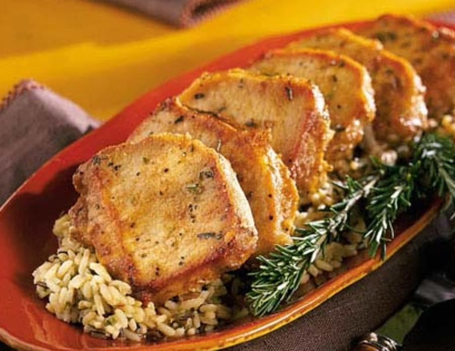 Recipes for butterfly pork chops