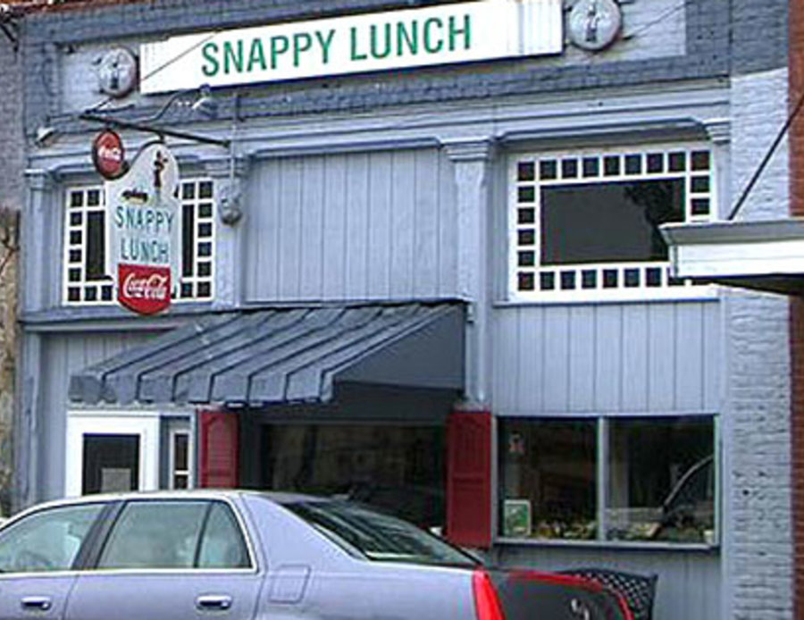 Snappy Lunch: Have a Meal in Mayberry