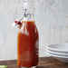 Roasted Red Pepper Hot Sauce