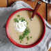 Creamy Celery Root and Sweet Onion Soup Recipe