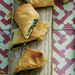 Spinach Herb and Cheese Phyllo Rolls