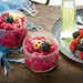 Fresh Blackberry Granita with Lemon Syrup Recipe