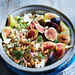Bulgur Salad with Figs and Preserved Lemon Recipe