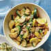 Sauteed Summer Squash with Thyme and Almonds Recipe