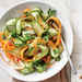Shaved Carrot Cucumber and Sweet Onion Salad Recipe