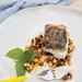 Grilled Striped Bass with Corn-and-Chorizo Salad and Herb Vinaigrette image Recipe