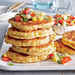 Fresh Corn Cakes with Summer Salsa