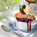 Blackberry Cobbler with Almond-Ginger Biscuits