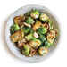 Braised Brussels Sprouts with Mustard and Thyme Recipe