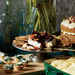 Brie with Jeweled Fruit Compote Recipe