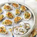 """Broiled Oysters with Buttery """"Dressing"""" Topping"""