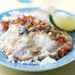 Broiled Tilapia with Thai Coconut-Curry Sauce Recipe