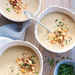 Cannellini-and-Leek Soup with Sourdough Breadcrumbs
