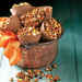 Caramel Peanut Popcorn Snack Mix Recipe