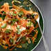 Carrot Salad with Nut Butter-Ginger Dressing Recipe