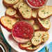 Chicken Liver Mousse Crostini with Pepper Jelly Recipe
