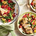 Chicken and Charred Succotash Salad