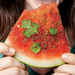 Chile-Lime Watermelon Wedges Recipe