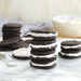Chocolate Crème-Filled Sandwich Cookies